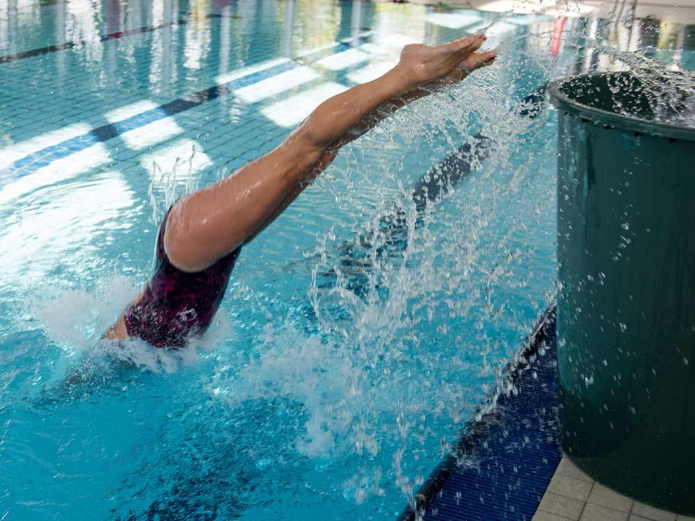 AquaAdults, Aquasport, Erwachsene, Schwimmen