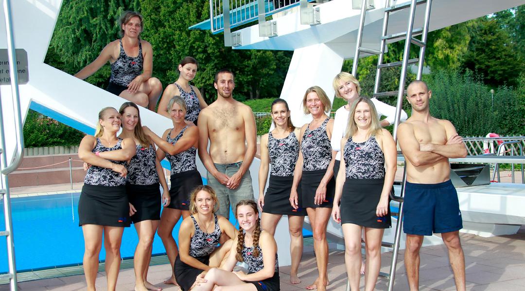 Home, Aquasport, Schwimmer, Team