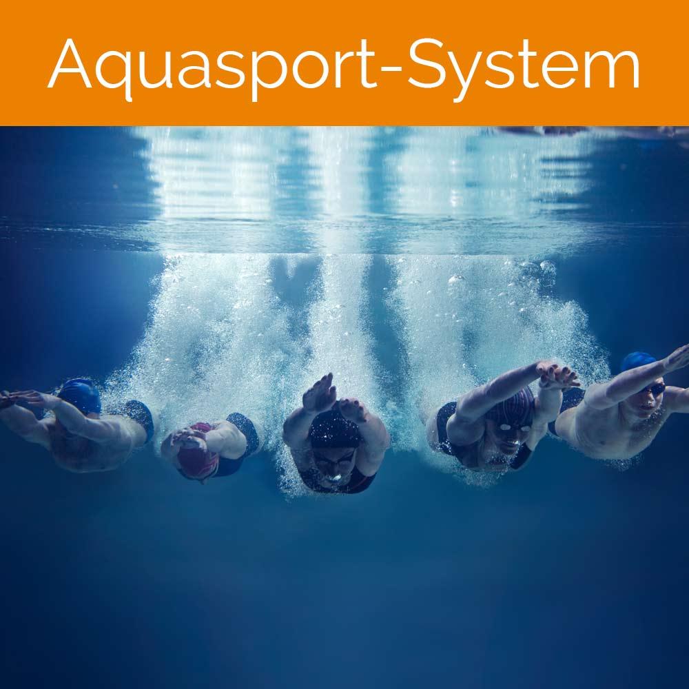 Home, Aquasport, Schwimmer, Aquasport-System